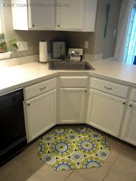Kitchen Sink Floor Mats I Am Momma Hear Me Roar Diy Fabric Floorcloth For Custom