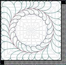 149 best The Ultimate Stencil images on Pinterest | Stenciling ... & Easily create a squared feather wreath using both the circle and square  Ultimate Stencils. Quilting ... Adamdwight.com