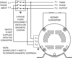 phase a matic, inc rotary phase converter installation instructions 7.5 hp rotary phase converter plans Phase Converter Wiring Diagram #36