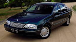 Ford Fairlane Ghia AU '1999–2000 - YouTube