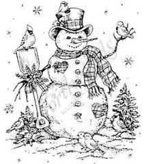 Small Picture Winter Outdoors Coloring Page Adult Coloring Pages Pinterest
