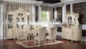 Italian Dining Room Tables Cinnamon Finish Round Classic Dining Table Wpedestal Leg Italian
