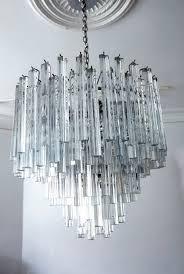 absolutely modern glass chandelier stunning adorable for interior home design lighting uk shade murano ball art italian globe
