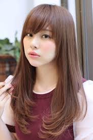 髪型 セミロング 女優
