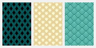 Pattern Collection Awesome Art Deco Pattern Collection Danielle Bartel Design
