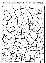 Coloring Numbers 1 10 Coloring Numbers 1 Coloring Pages Of Numbers 1