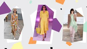 7 Color Trends That Aren't Pastels for Spring <b>2019</b> | Glamour