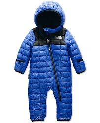 Baby Boys Hooded Thermoball Eco Bunting