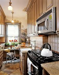 Breakfast Nooks For Small Kitchens Small Kitchen Design Ideas And Makeover  Photos