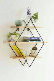 wa0032 wrought iron wall shelves