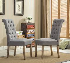 interior and home tremendeous 4 chair dining table set sets room parson chairs of