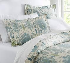 new spring bedding 11 beautiful designs spring blue ikat bedding
