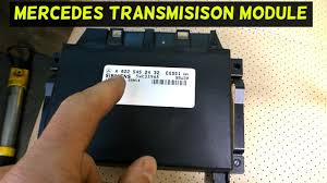 mercedes w163 transmission control module replacement and location Benzworld W163 at W163 Removing Fuse Box