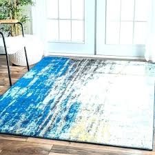 blue and gray rugs grey blue area rug cool blue gray area rug incredible modern abstract