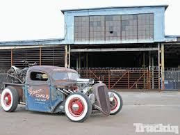 1941 ford pickup rat rod truckin magazine