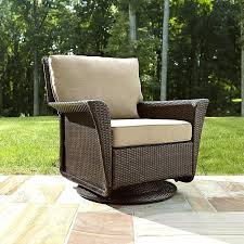 outdoor swivel glider chair magnificent swivel wicker patio chair for your home remodel ideas with additional outdoor swivel glider chair