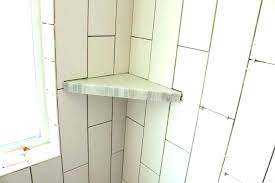 tile shower corner shelf glass corner shower shelf shower corner shelf how to install a tile tile shower corner shelf