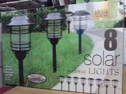 Solar Motion Detector Lights Costco Solar Lights Solar Lights Costco