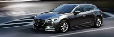 What Are The Color Options For The 2018 Mazda3