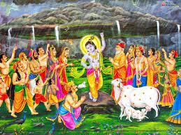 Govardhan Krishna Wallpaper Free ...
