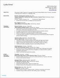 Resume Sample For Child Care Teacher New 10 11 Child Care Teacher