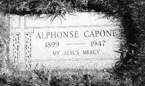 the haunting of al capone grave of al capone