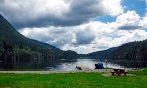 Image result for buntzen lake