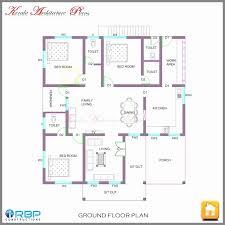 kerala style 4 bedroom home plans unique new home plans kerala style single story house plans