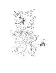 Craftsman tractor parts model 917288611 sears partsdirect