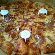 photo of round table pizza sacramento ca united states triple pepperoni special