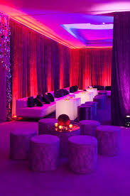 up lighting ideas. brilliant ideas decor use pods chic tables colorful uplighting and tons of candles to  create the sexy ambience a nightclub to up lighting ideas