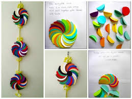 paper quilling rose wall art creative art and craft ideas
