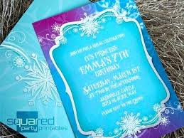 make your own frozen invitations diy frozen invitation party invitations 1 mermaid birthday card