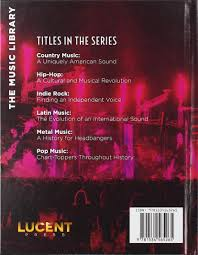 Amazon Com Metal Music A History For Headbangers Music