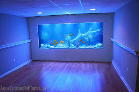 Cool Aquariums For Sale Aqua Creations Custom Aquarium Wall Fish Tank Built Into The