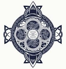 Strom Umění Tetování Stock Vektory Royalty Free Strom Umění