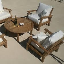teak patio furniture vancouver outdoor bc