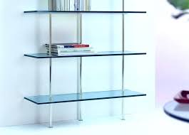 Glass shelves bookcase Hack Steel Target Metal Glass Bookcase And Bookshelf Shelves Black Qualitymatters