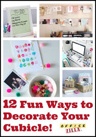 ideas to decorate your office. 12 Ways To Decorate Your Cubicle Ideas Decorate Your Office R