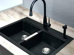 black kitchen sinks at kitchen find best references home elegant kitchen kohler undermount sink canada sinks white black at black undermount