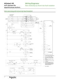 wiring diagrams altistart 48 enclosed altistart 48 soft starters Telemecanique Altistart 48 Manual Operation at Altistart 48 Wiring Diagram