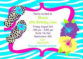 pool party invite template invitations templates free invitation card 1st birthday