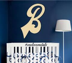 decorative metal wall letters beautiful gold letters metal letters wedding signs nursery décor of decorative metal