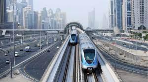 """12 عاما على افتتاح """"مترو دبي"""""""