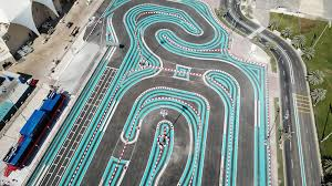 Race Track Design And Construction Kartzone Development Yas Marina Circuit Mhpm_driver