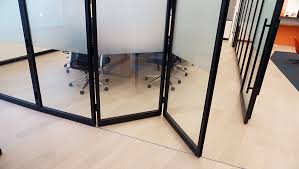 folding glass wall pk 30