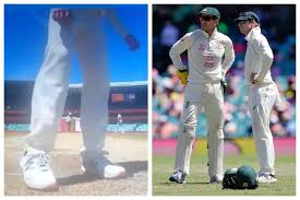 He became the second international player to achieve a test batting rating of 947, only behind don bradman's 961. Watch Steve Smith Caught Scruffing Out Batsman S Mark Damaging The Pitch Or Gamesmanship