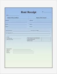 007 Rent Receipt Format Receipts Template Word Ulyssesroom