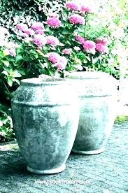 outdoor planters and urns big lots plant pots urn garden planter ideas large planting simple