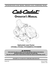 where is the fuse box on cub cadet lawn tractor ltx1050 cub where is the fuse box on cub cadet lawn tractor ltx1050